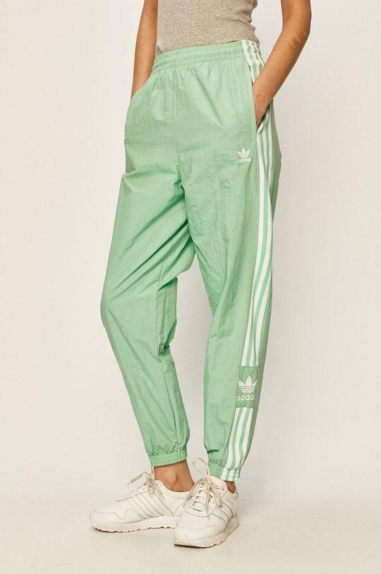 mátová adidas Originals - Kalhoty Dámský