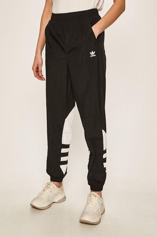 czarny adidas Originals - Spodnie sportowe Damski