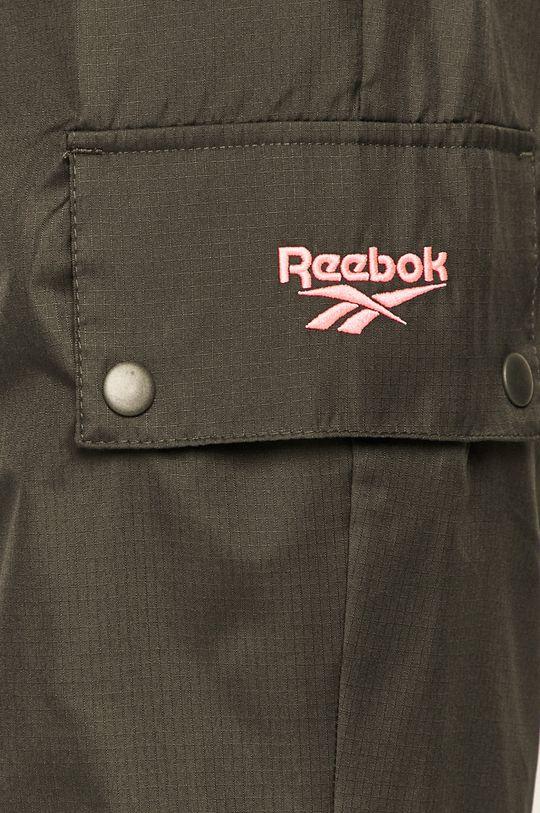 grafitová Reebok Classic - Kalhoty
