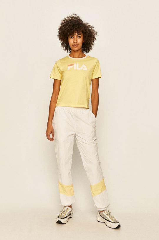 Fila - Spodnie biały