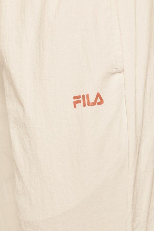 biały Fila - Spodnie