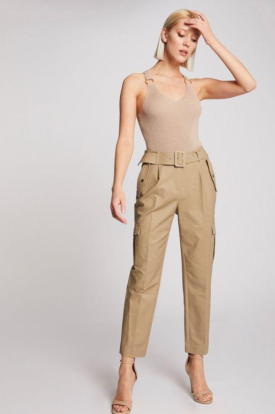 Morgan - Spodnie pszeniczny