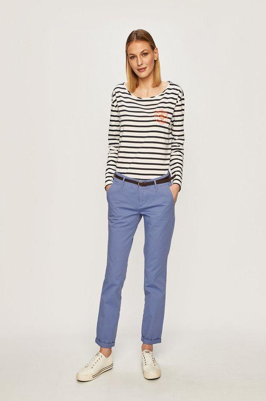 Scotch & Soda - Spodnie jasny niebieski