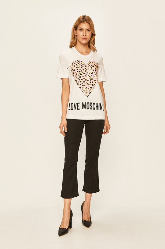 Love Moschino - Spodnie czarny