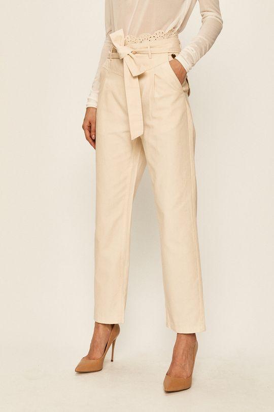 crem Twinset - Pantaloni De femei
