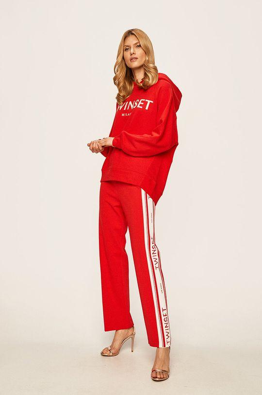 Twinset - Nohavice červená
