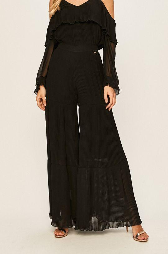negru Twinset - Pantaloni De femei