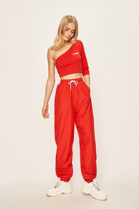 Hummel - Nohavice červená