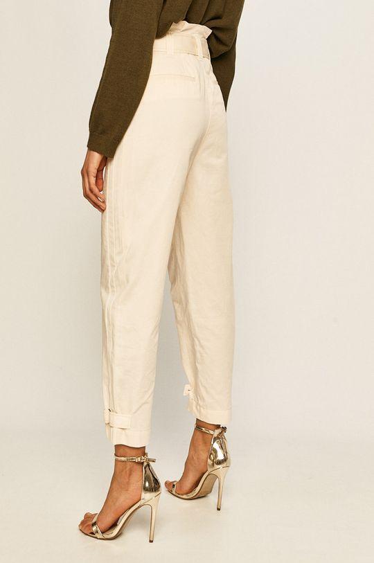 Pinko - Nohavice  Podšívka: 100% Polyester Základná látka: 83% Bavlna, 17% Ľan