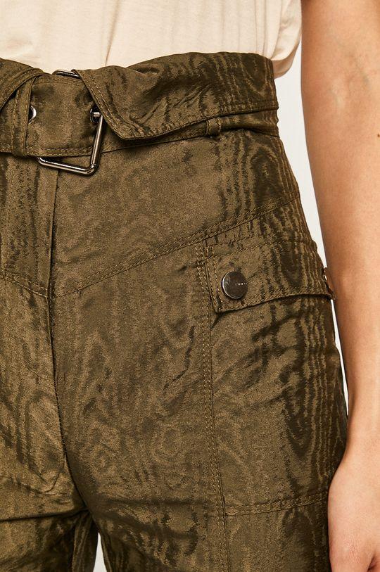 zielony Pinko - Spodnie