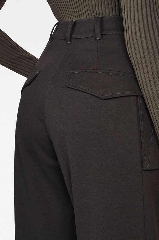 G-Star Raw - Spodnie Materiał zasadniczy: 3 % Elastan, 73 % Poliester, 24 % Wiskoza, Inne materiały: 100 % Bawełna, Materiał 1: 50 % Bawełna, 50 % Poliester, Podszewka kieszeni: 100 % Poliester z recyklingu