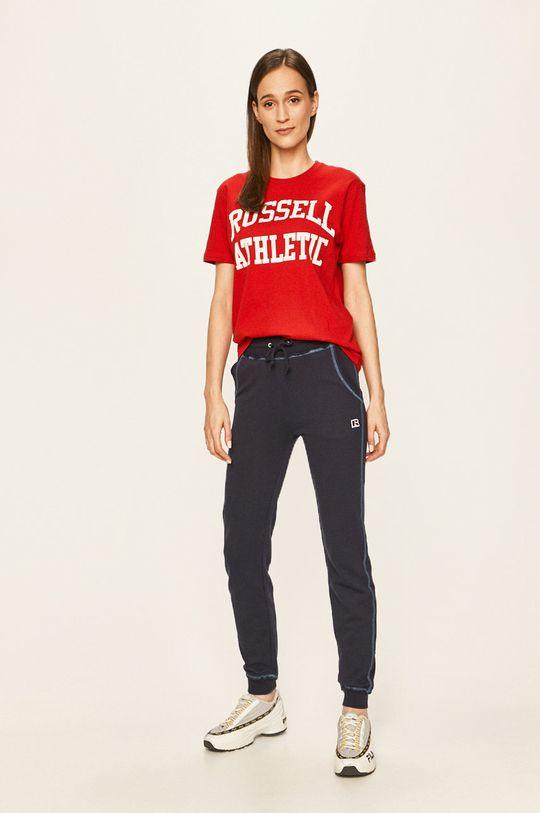 Russell Athletic - Kalhoty námořnická modř