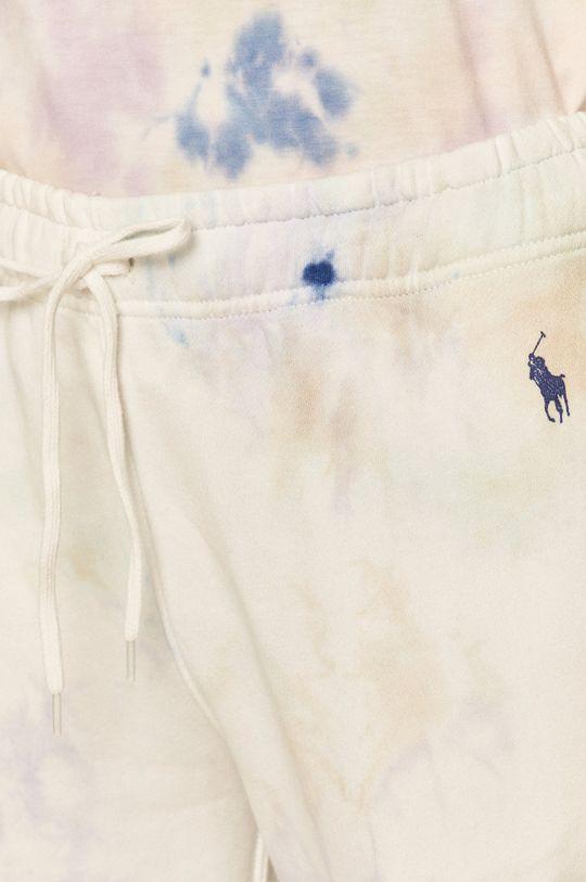 bílá Polo Ralph Lauren - Kalhoty