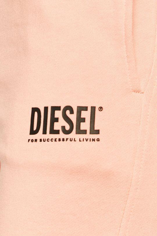růžová Diesel - Kalhoty
