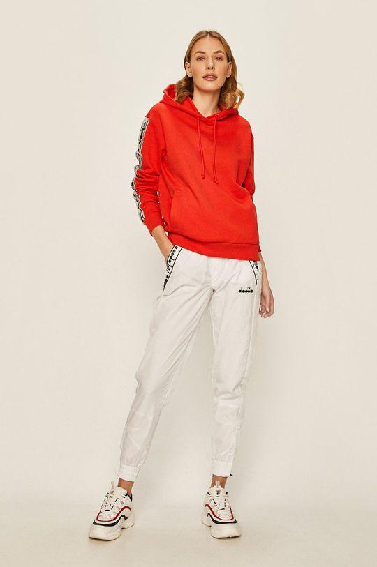 Diadora - Spodnie biały