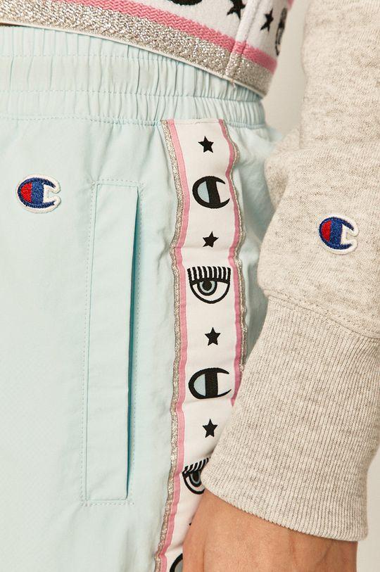 světle modrá Champion - Kalhoty x Chiara Ferragni