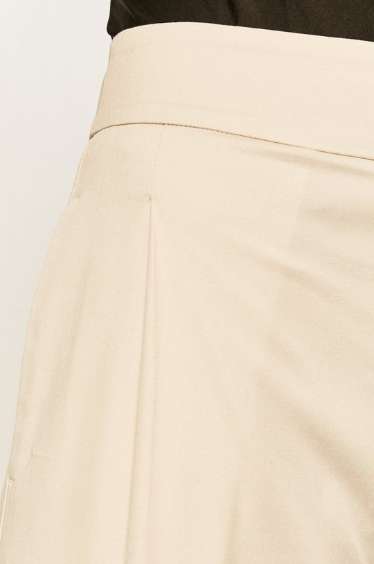 beżowy Stefanel - Spodnie