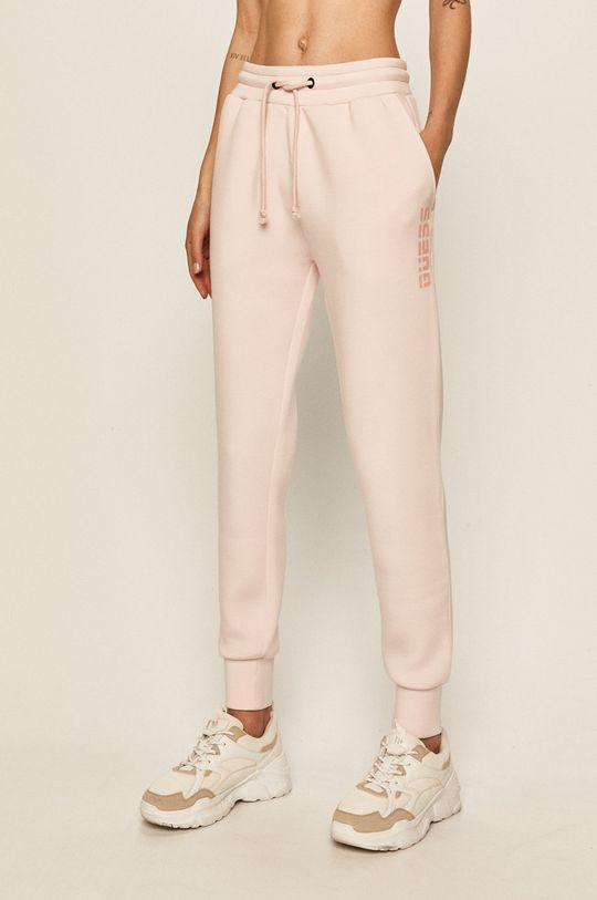roz pastelat Guess Jeans - Pantaloni De femei