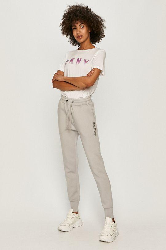 Guess Jeans - Spodnie szary