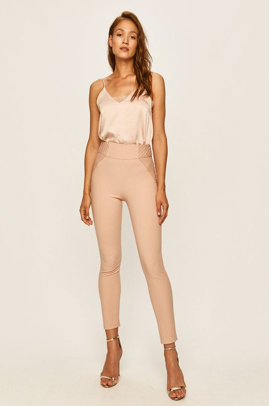 Marciano Guess - Kalhoty pastelově růžová
