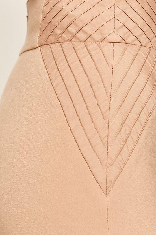 pastelově růžová Marciano Guess - Kalhoty