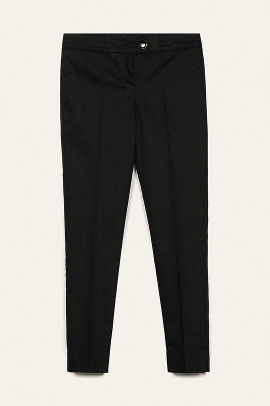 černá Liu Jo - Dětské kalhoty 128-170 Dívčí