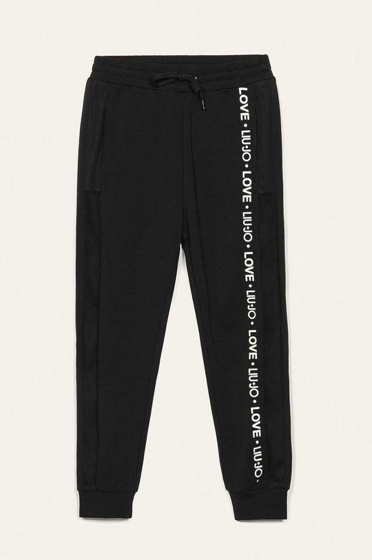 čierna Liu Jo - Detské nohavice 128-170 cm Dievčenský