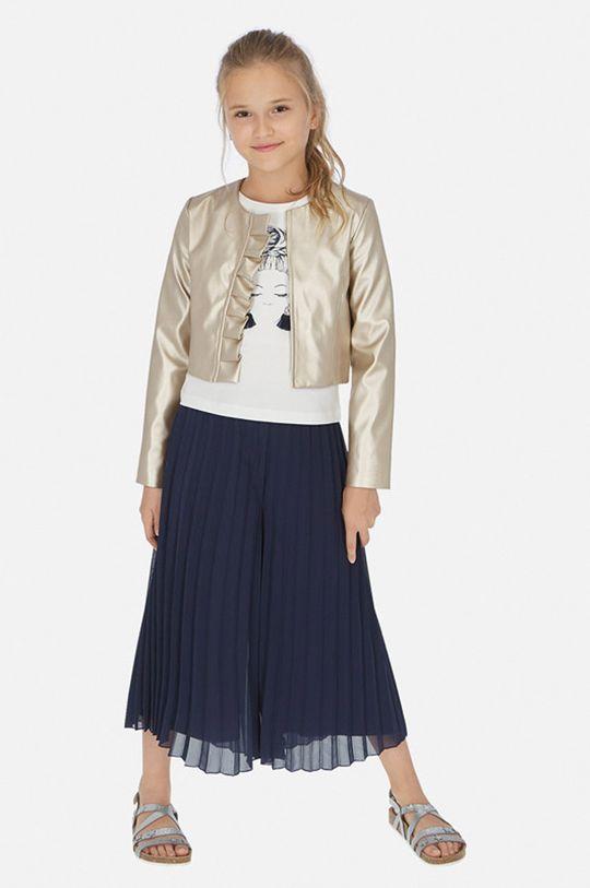 bleumarin Mayoral - Pantaloni copii 140-167 cm De fete