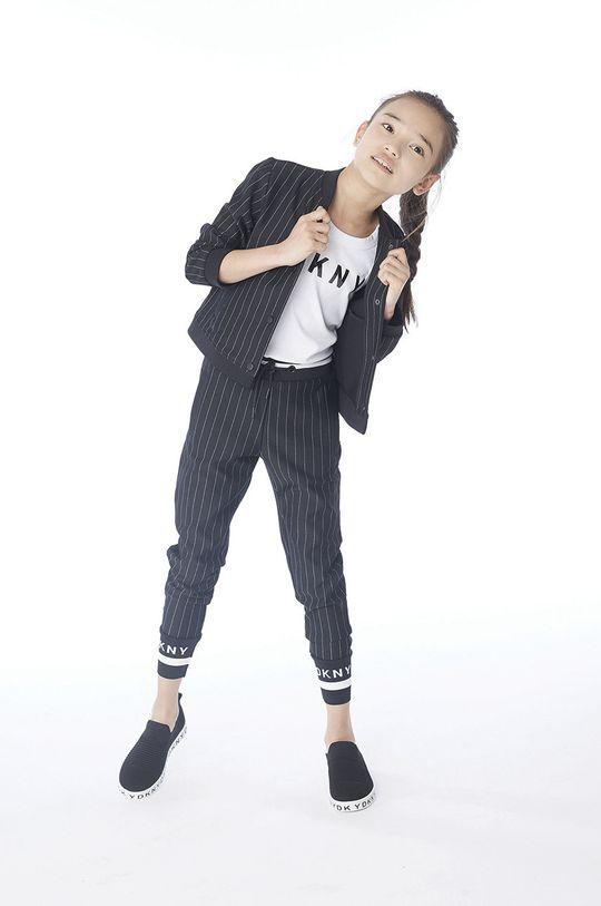negru Dkny - Pantaloni copii 110-146 cm De fete