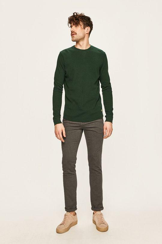Tom Tailor Denim - Nohavice sivá