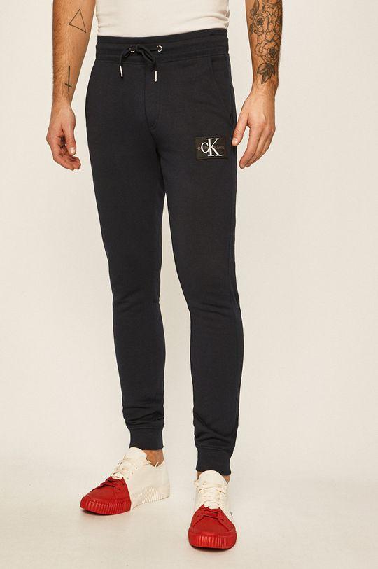 námořnická modř Calvin Klein Jeans - Kalhoty Pánský