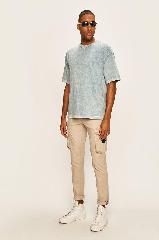 Calvin Klein Jeans - Pantaloni bej
