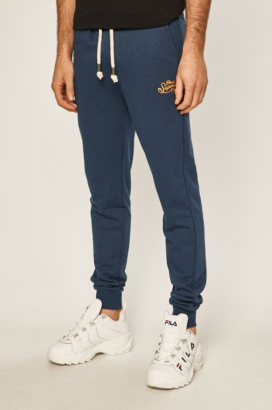 bleumarin Blend - Pantaloni De bărbați