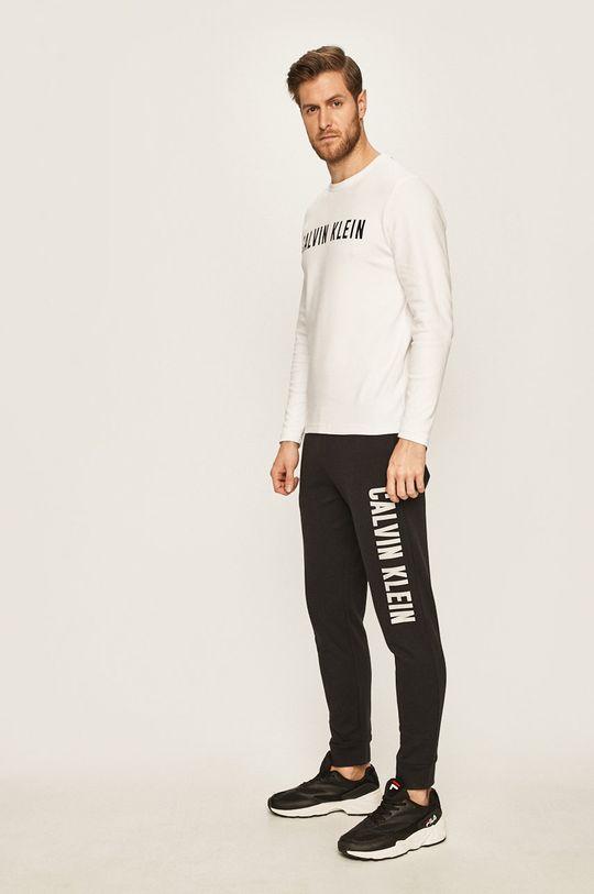 černá Calvin Klein Performance - Kalhoty Pánský