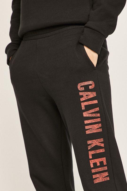 černá Calvin Klein Performance - Kalhoty