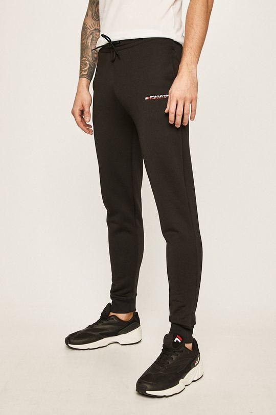 negru Tommy Sport - Pantaloni De bărbați