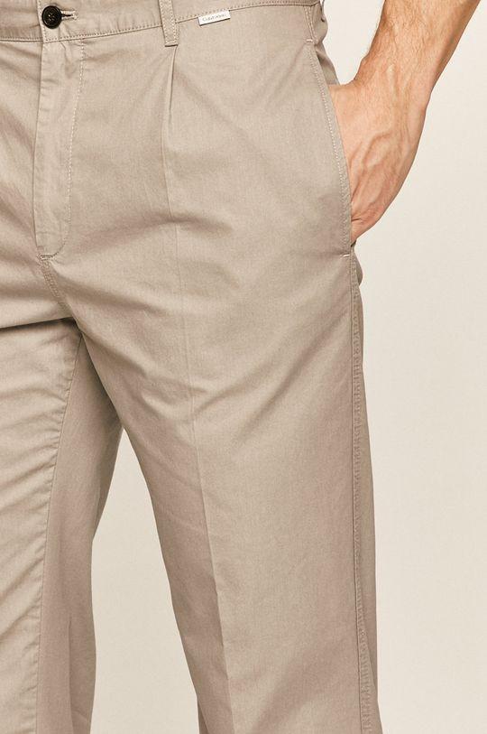 szary Calvin Klein - Spodnie