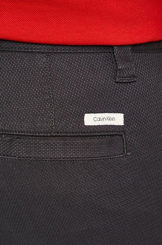 tmavomodrá Calvin Klein - Nohavice