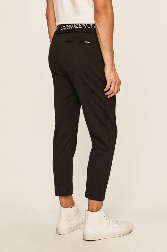 Calvin Klein Jeans - Nohavice  2% Elastan, 74% Polyester, 24% Viskóza