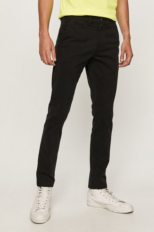 černá Calvin Klein Jeans - Kalhoty Pánský