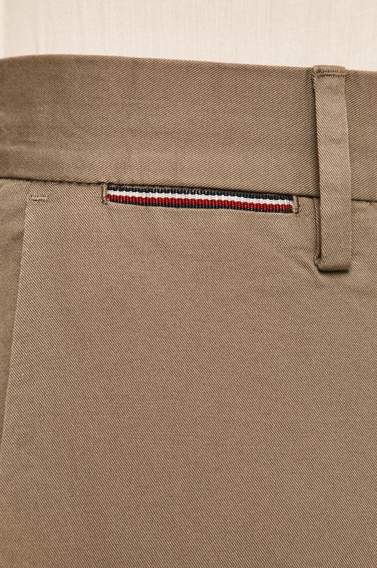 szary Tommy Hilfiger - Spodnie