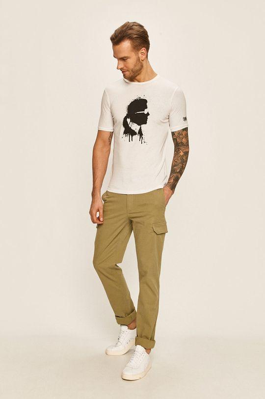 Tommy Hilfiger - Spodnie zielony