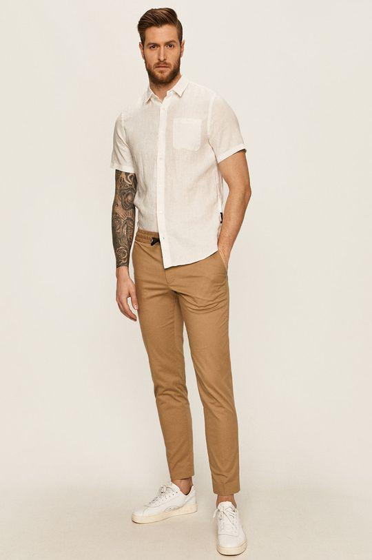 Tommy Hilfiger - Kalhoty tělová