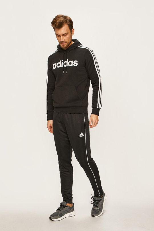 adidas Performance - Kalhoty černá