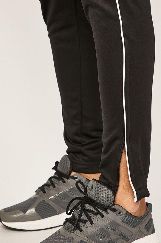 černá adidas Performance - Kalhoty