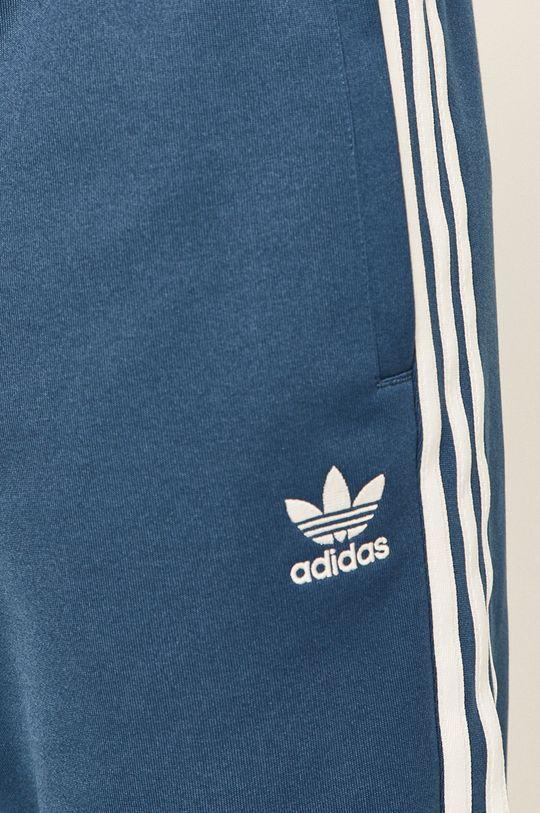 ocelová modrá adidas Originals - Kalhoty