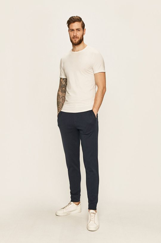 Tommy Hilfiger - Pantaloni bleumarin