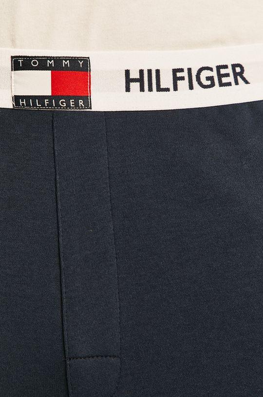 bleumarin Tommy Hilfiger - Pantaloni