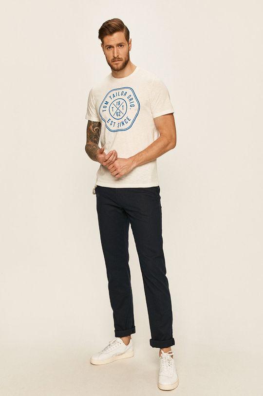 Tom Tailor Denim - Spodnie granatowy