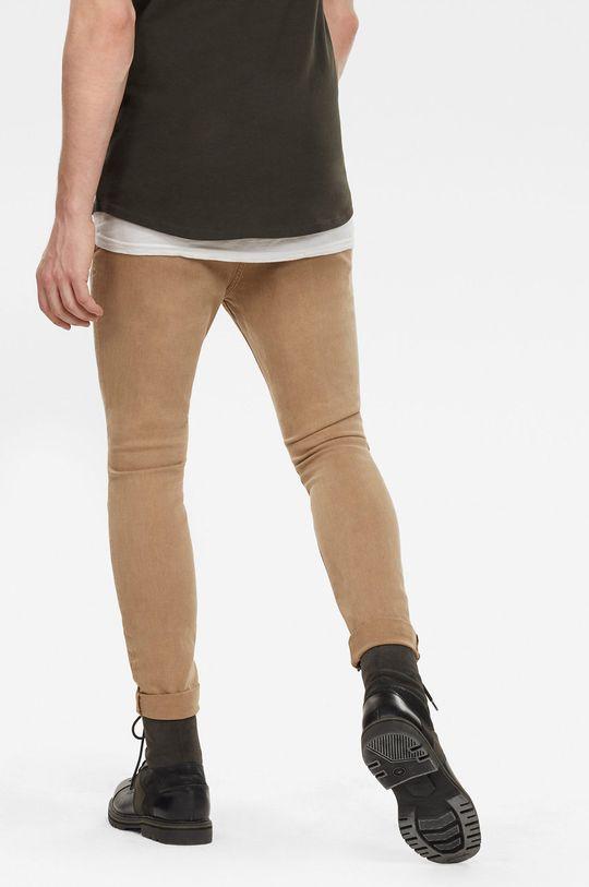 G-Star Raw - Spodnie beżowy